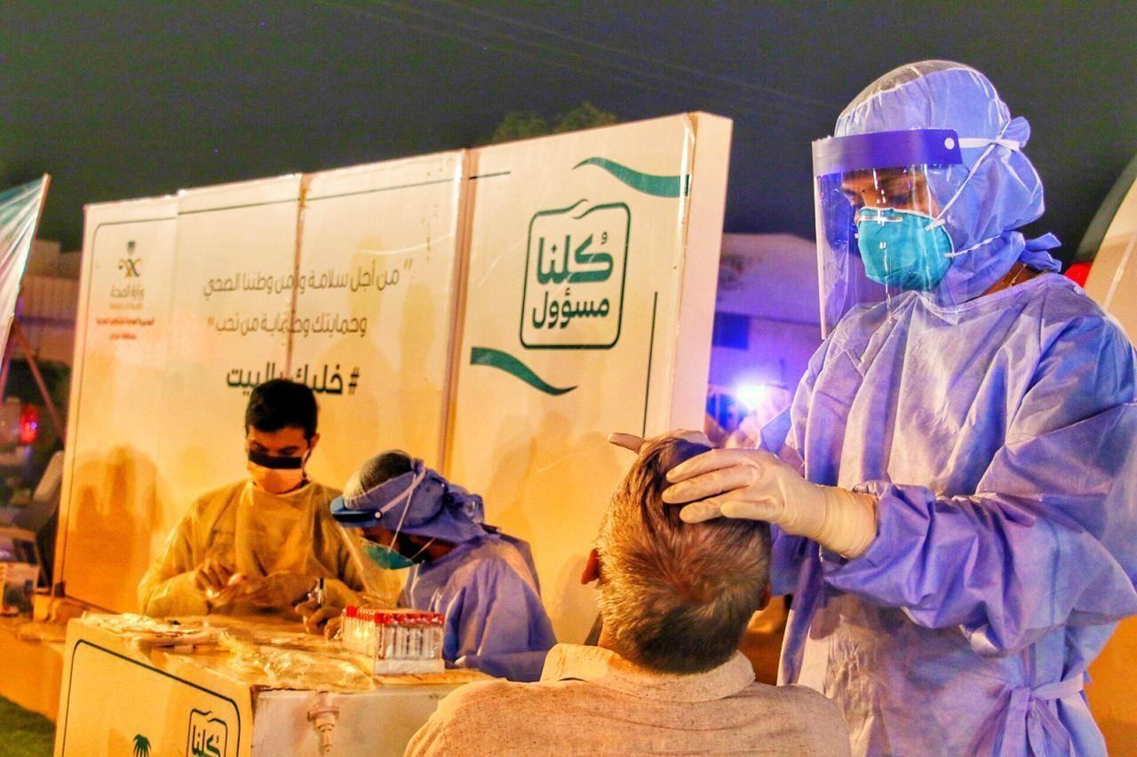 Slight decline in new cases in Saudi Arabia; 3,026 recoveries