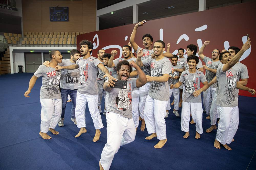 Mohammed Al Qubaisi-led team take home title after winning 14 out of 25 fights against Faisal Al Ketbi's side