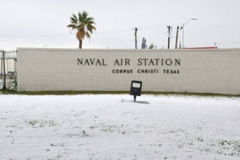 The US Navy has confirmed the reports of a possible active shooter at a Naval Air Station in Corpus Christi, Texas. — Courtesy photo