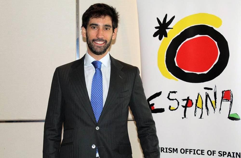 Daniel Rosado Bayon – Director of the Spanish Tourism Office in Abu Dhabi