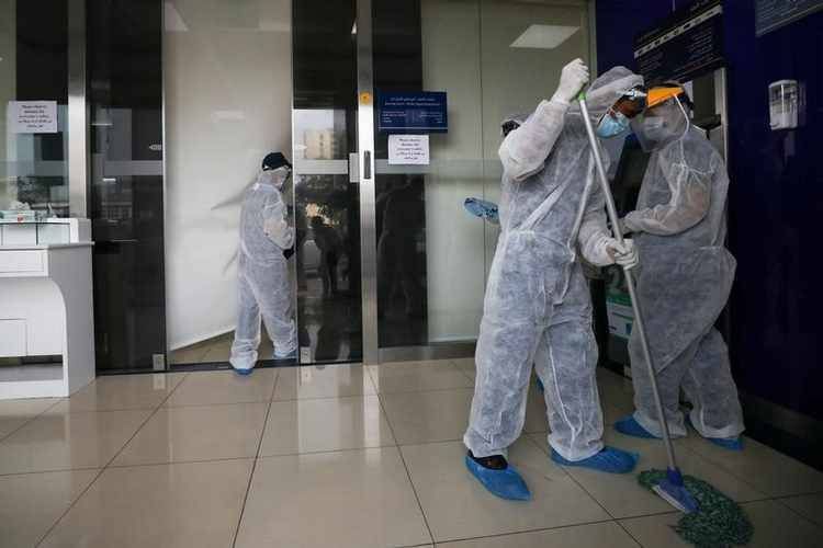UAE's Ministry of Health and Prevention also announced three more deaths, taking the country's death toll from coronavirus to 244. — Courtesy photo
