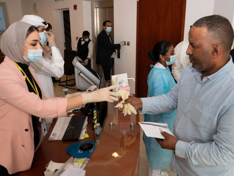 A total of 370 more patients have recovered from the disease, bringing to 6,117 the total of recoveries in Kuwait. — Courtesy photo