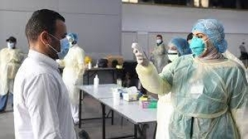 Oman on Tuesday recorded 348 new cases of the novel coronavirus, bringing the total number of confirmed COVID-19 infections in the Sultanate to 8,118, the country's Health Ministry said in a statement. — Courtesy photo
