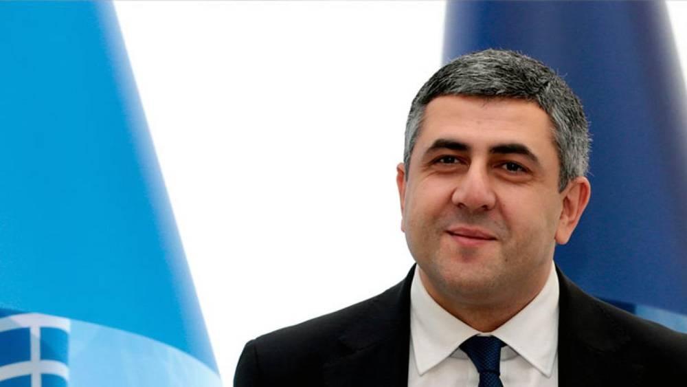 UNWTO General Secretary Zurab Pololikashvili