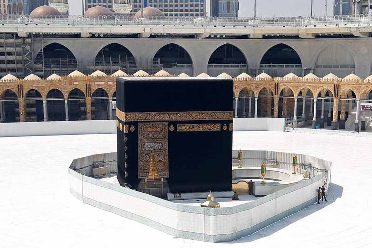 Over 60,000 Umrah performers were sent back to their home countries during the five-day Eid holiday, in a first such big operation since the suspension of international flights in the Kingdom. — Courtesy photo