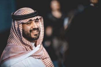rince Faisal bin Bandar Bin Sultan, chairman of the Saudi Arabian Federation for Electronic and Intellectual Sports (SAFEIS)