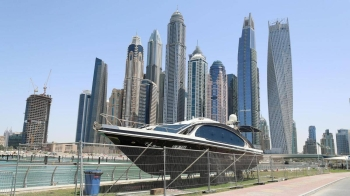 The Ministry of Climate Change and Environment in the United Arab Emirates has recorded a notable drop in the concentration of major air pollutants due to the transportation restrictions that have been imposed to counter the spread of COVID-19. — Courtesy photo