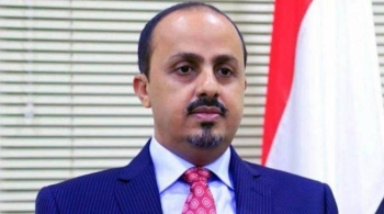 Yemen's Information Minister Muammar Al-Iryani thanks Custodian of the Two Holy Mosques King Salman and Crown Prince Muhammad Bin Salman.