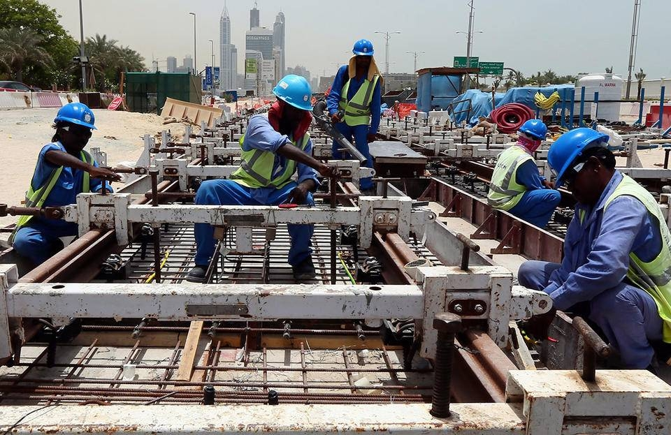 Violators of the mid-day work ban will be fined up to 50,000 dirham. -- Courtesy photo