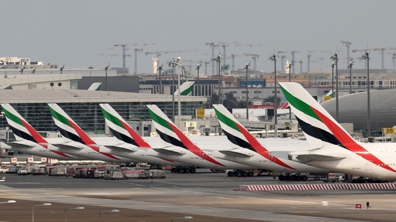 The decision includes Abu Dhabi International Airport, Dubai International Airport, and Sharjah International Port, and covers Etihad Airways, Emirates, flydubai and Air Arabia. — Courtesy photo