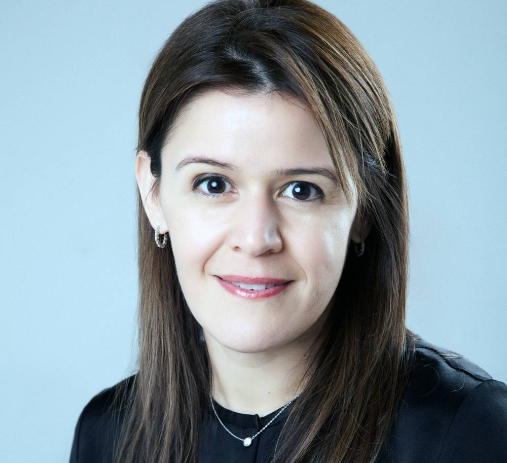 Henadi Al-Saleh, Agility cairperson and leader of Agility's logistics venture strategy.