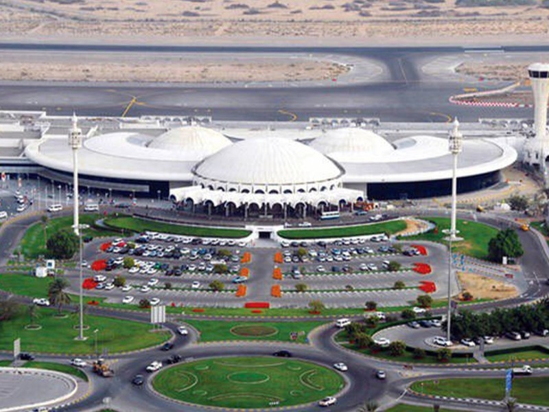he Sharjah Airport Authority has welcomed the decision of government agencies to open airports for transit flights.  — WAM photo