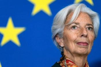 ECB chief but Christine Lagarde will likely show teeth to soothe investors that the bank is ready to do what's necessary to reach their mandated goal.