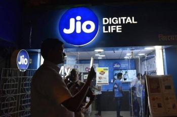 Mubadala's investment will translate into a 1.85 percent equity stake in Jio Platforms on a fully diluted basis. — Courtesy photo