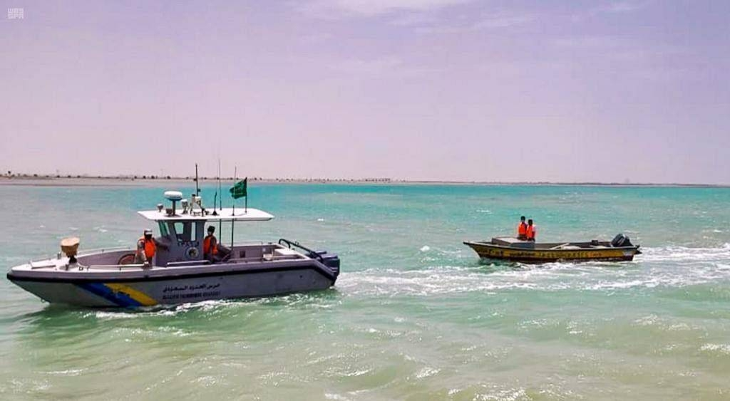 According to the spokesman, the two citizens contacted emergency number 994 asking for help, as their boat malfunctioned, off the sea, while they were on a ride.