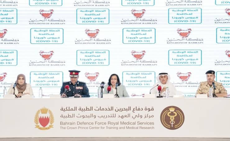 The new measure, which comes into force on Sunday (June 7) follows the directives of the Government Executive Committee chaired by Bahrain's Crown Prince Salman Bin Hamad Al Khalifa and is in line with the recommendation made by the country's National Medical Taskforce for Combating the Coronavirus (COVID-19). — Bahrain News Agency photo