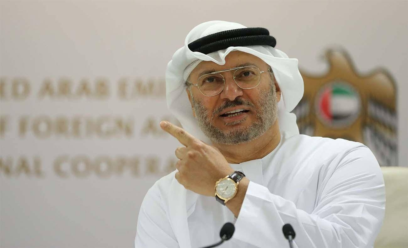 "UAE Minister of State for Foreign Affairs Anwar Gargash: ""The causes of the crises are known, and the solution is also known and will come in time."