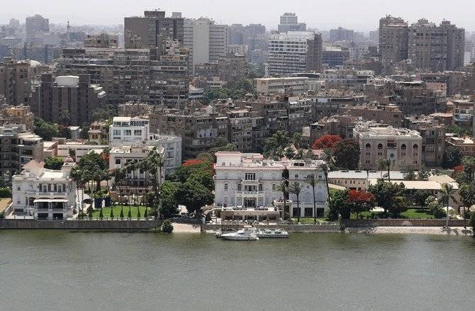 A view of Cairo. -- File photo