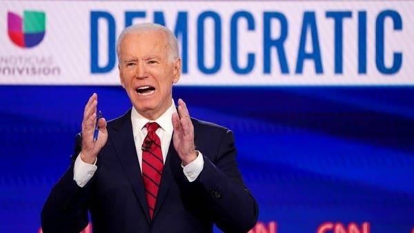 Democratic US presidential hopeful and former vice president Joe Biden. -- Courtesy photo