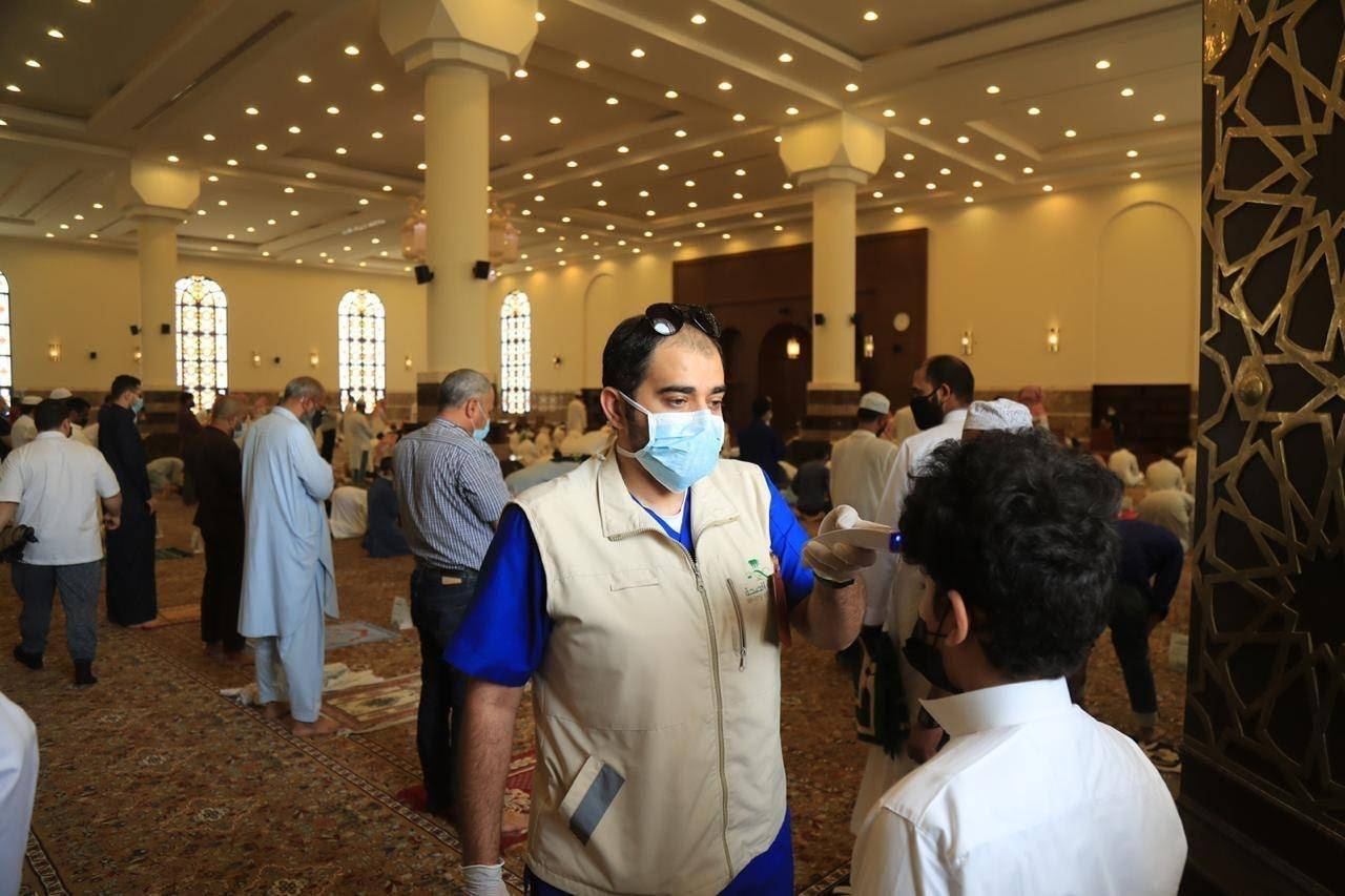 71 mosques closed after coronavirus casesspotted