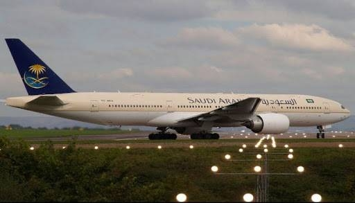International flights remain suspended: Saudia