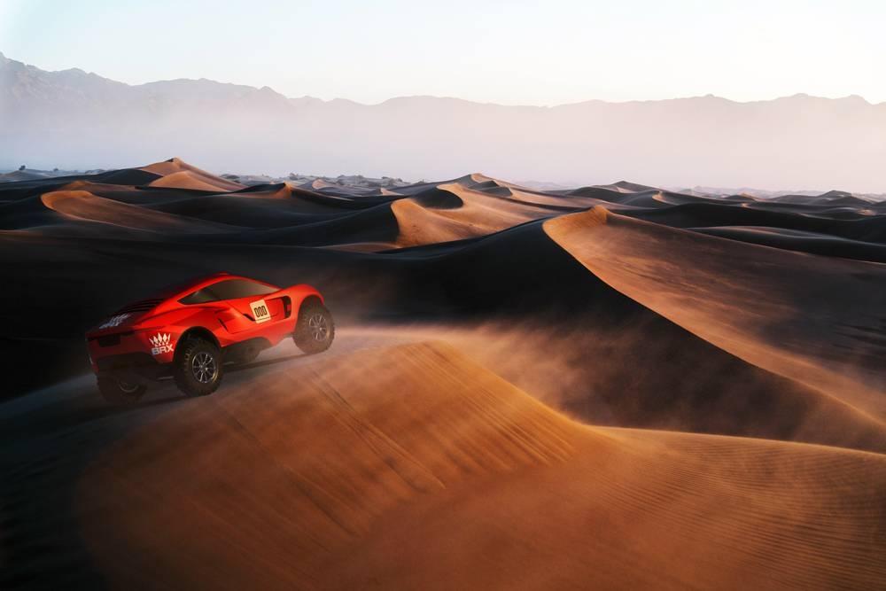 Bahrain Raid Xtreme set to enter the 2021 Dakar Rally.