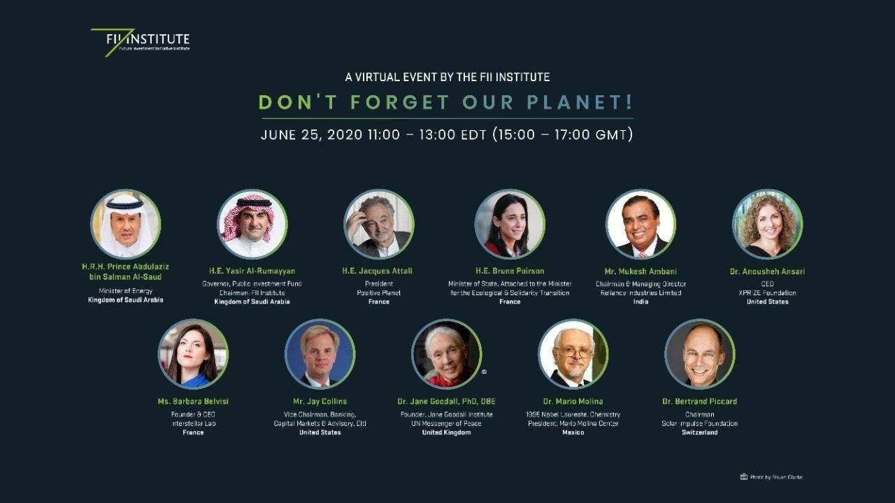 FII-I to host virtual environmental sustainability conference