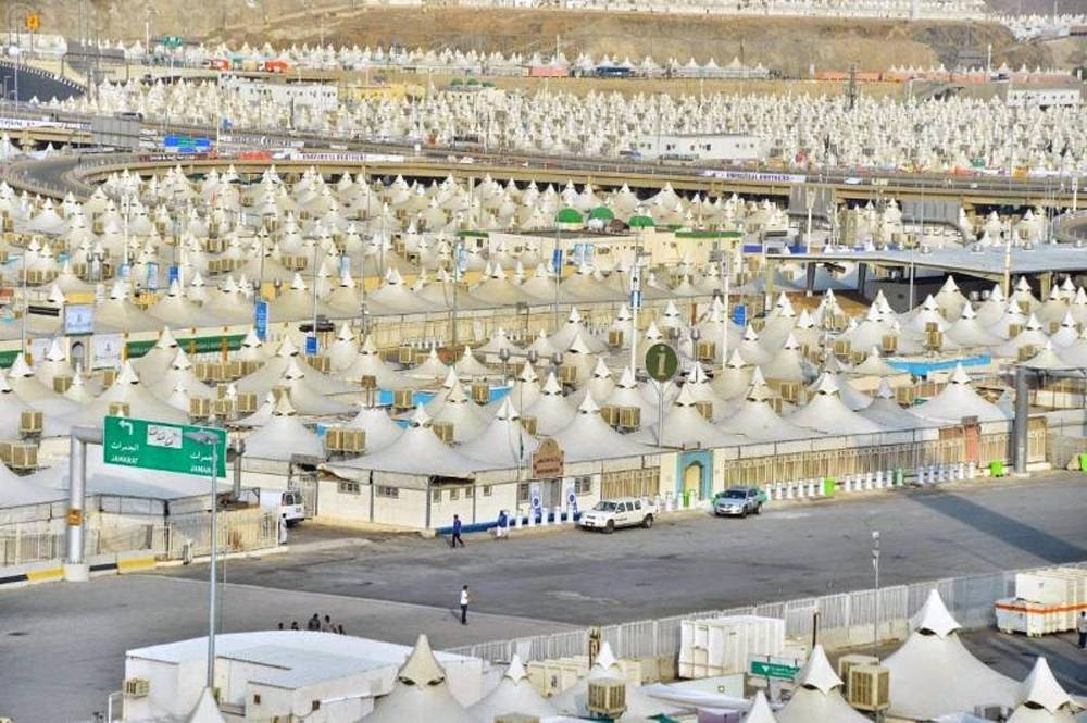 The space allocated for each pilgrim for this year's Hajj will be four times larger than the area allocated previously.