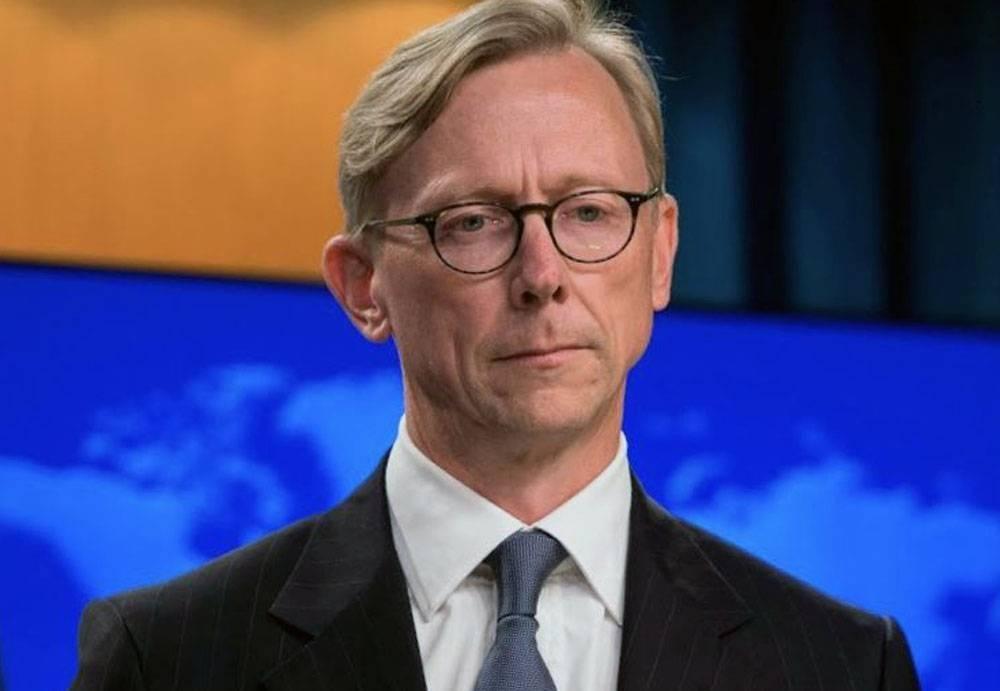 US Special Representative for Iran and Senior Advisor to the Secretary of State Brian Hook