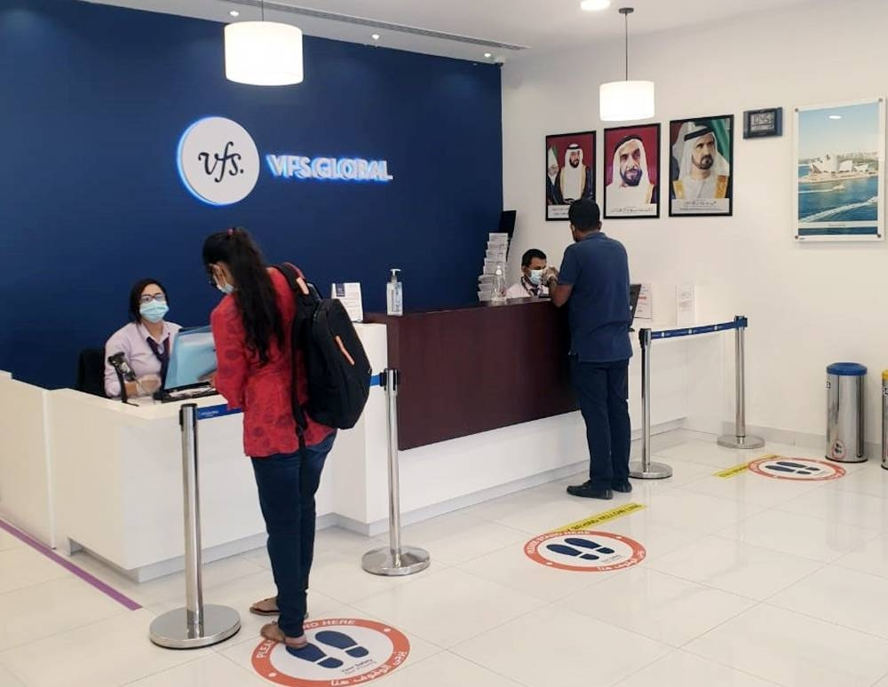 UK visa services resume in four countries in Middle East - Saudi Gazette