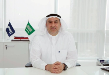 Abdullah Aldubaikhi, CEO of Bahri.