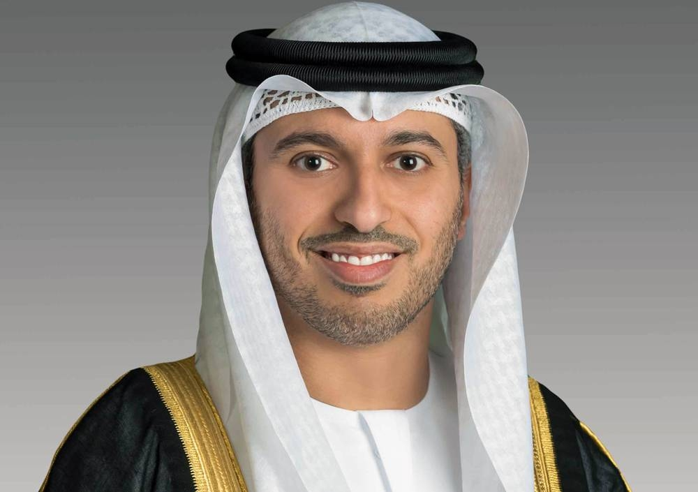 Chairman Hamad AlMansoori