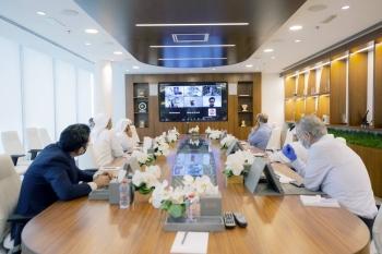 The webinar organized by Dubai Sports Council (DSC) in collaboration with LaLiga,