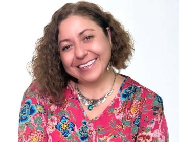 Rosa Tahmaseb, secretary-general of MENALAC