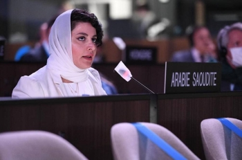 Princess Haifa in her speech stressed that changes can only be brought about by combined joint efforts at the global level, which in turn will help achieve common goals to promote peace, build cultural bridges between peoples, and empower societies around the world to ensure a better future. — SPA