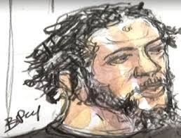 French militant gets 30 years for crimes in Syria