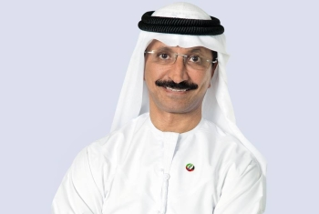 Sultan Ahmed Bin Sulayem, chairman of the Ports, Customs and Free Zone Corporation.