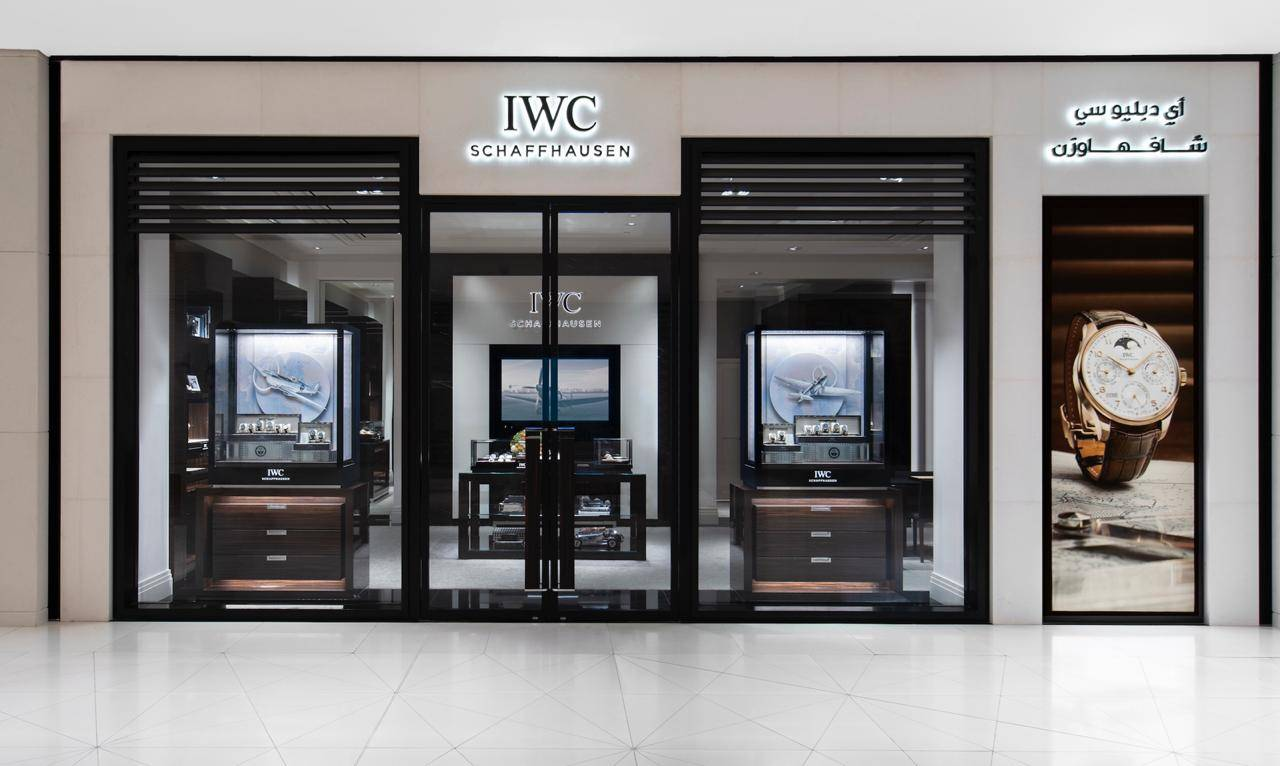 IWC Schaffhausen opens new boutique at Riyadh in partnership with Attar united