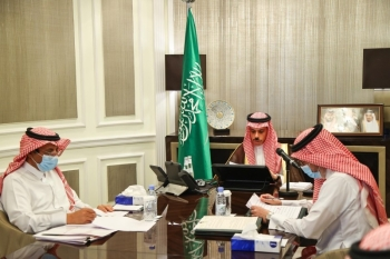 Prince Faisal made the remarks during his participation in a virtual ministerial meeting of the Arab-China states chaired by Jordan. — SPA