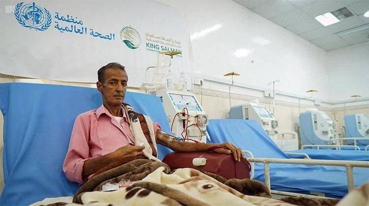 Through this support, the WHO seeks to protect and promote the health situation in all Yemeni regions, where more than 4 million beneficiaries suffering from various diseases are currently being served in 189 hospitals, which represent 75 percent of the hospitals operating in Yemen.