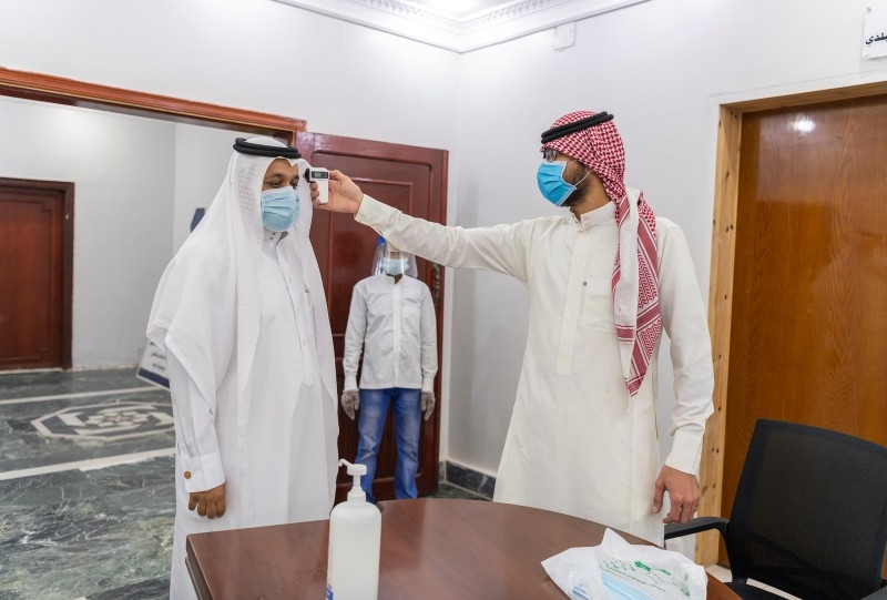 The ministry said a total of 1,930 coronavirus patients have fully recovered. — SPA