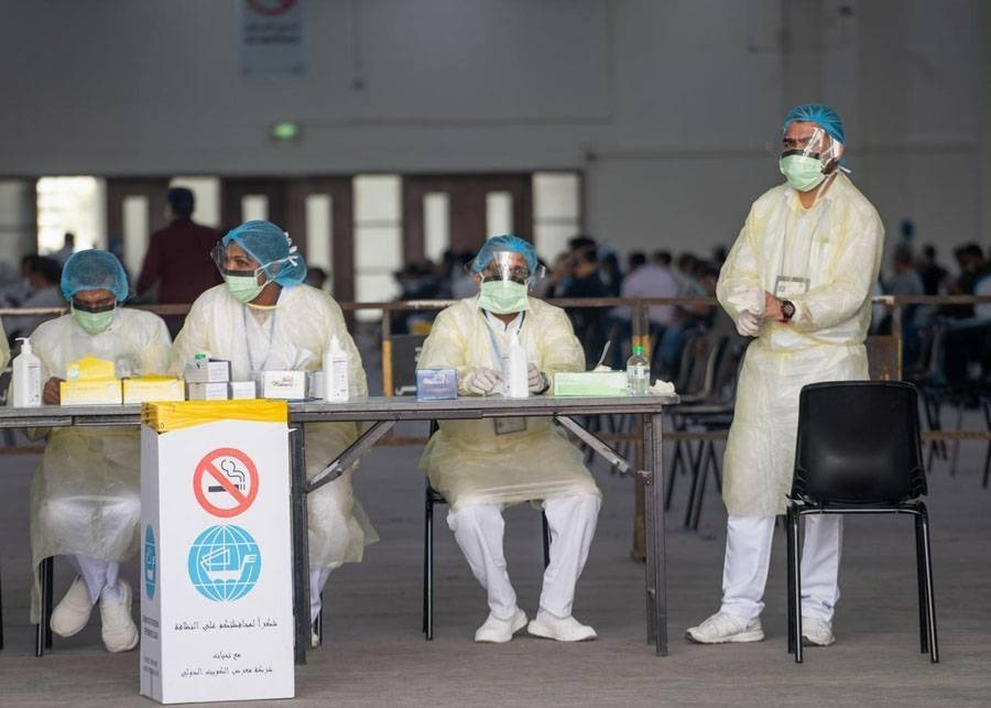 Kuwait on Friday recorded 740 new coronavirus cases over the past 24 hours, raising the total number of confirmed COVID-19 cases in the country to 53,580. — Courtesy photo