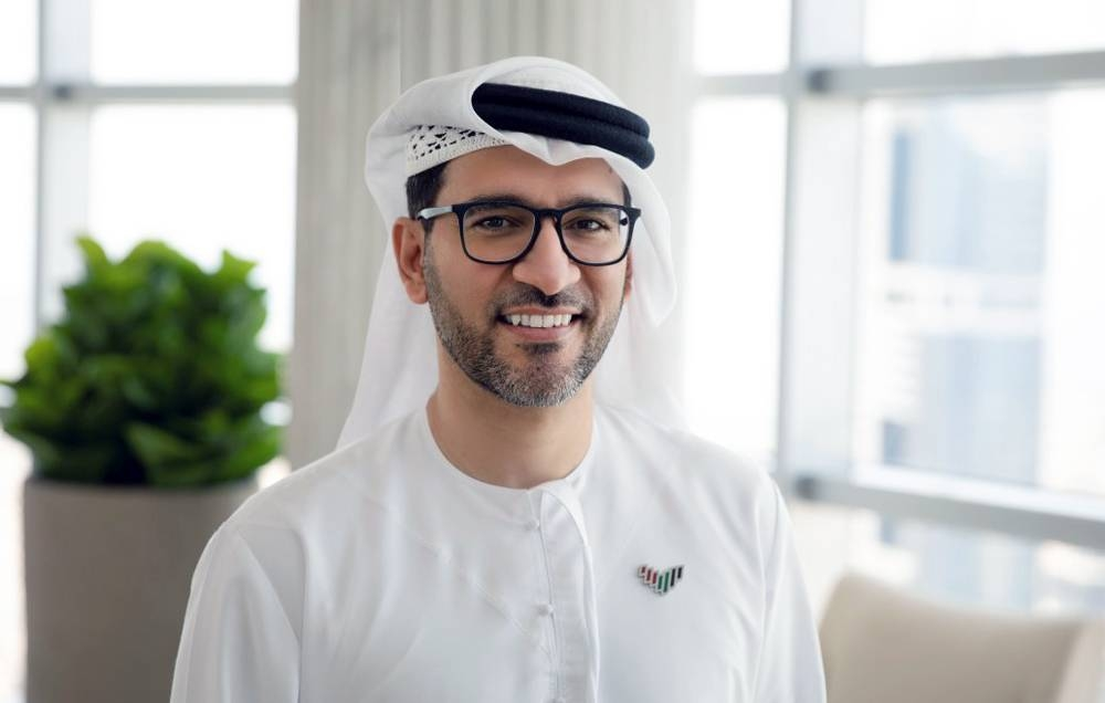 Rashid Al Awadhi, CEO of New Media Academy.