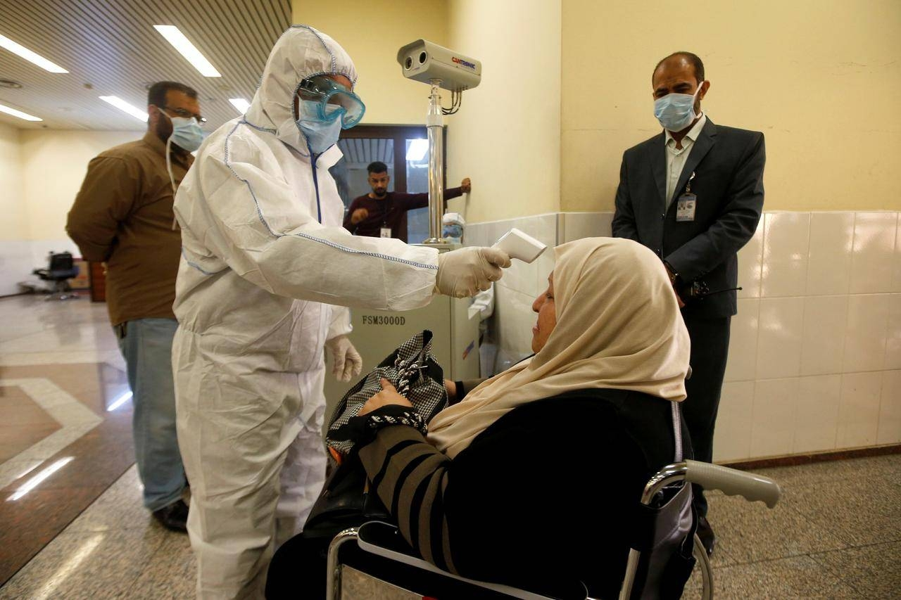 There were 54,058 total corona infections in Kuwait till Saturday. —  Courtesy photo