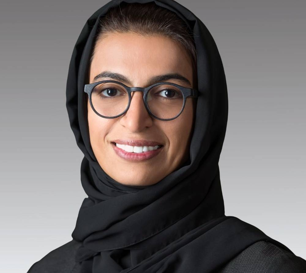 UAE Minister of Culture and Youth Noura Bint Mohamed Al Kaabi, chairperson of the National Committee for Education, Culture and Science.