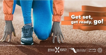 SFA Walk-Run event.
