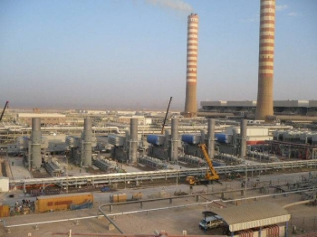Sabiya Extension 3 combined cycle power plant in Kuwait. — File photo