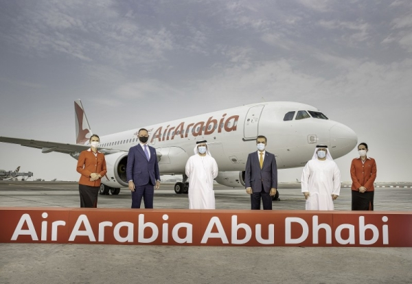 The launch ceremony was attended by senior leadership teams of Etihad Aviation Group, Abu Dhabi Airports Company, Air Arabia, and Department of Transport in Abu Dhabi among other guests. — WAM photo