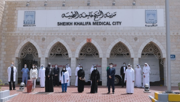 The clinical trials are being conducted under the strict guidance and supervision of the Department of Health Abu Dhabi and SEHA — the Abu Dhabi Health Services Company. The trials follow all international guidelines stipulated by the WHO and the United States Food and Drug Administration. — WAM photos