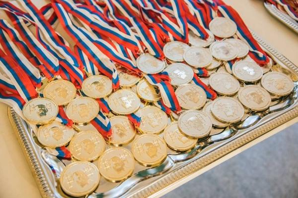 Saudi Arabia won three medals in the Mendeleev Chemistry Olympiad 2020.